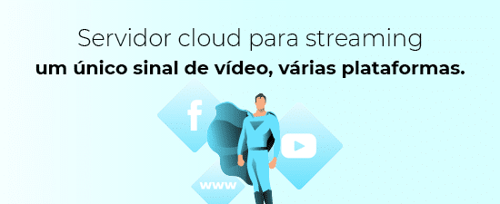 Servidor Streaming Cloud